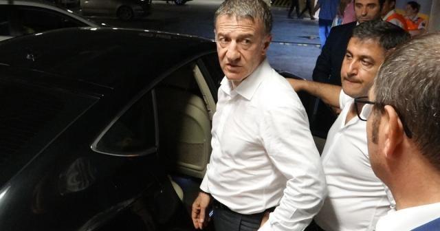 """Ağaoğlu: """"Transferi düşünmüyoruz"""""""