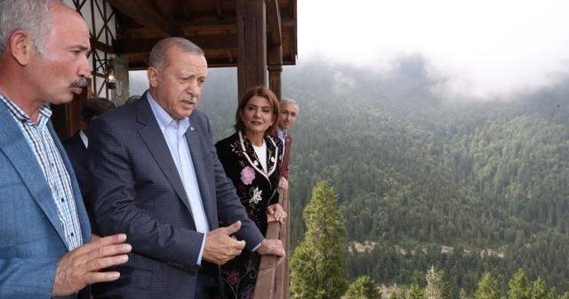 """Cumhurbaşkanı Erdoğan: """"Şehitlerimizin kanı yerde kalmayacak dedik"""""""