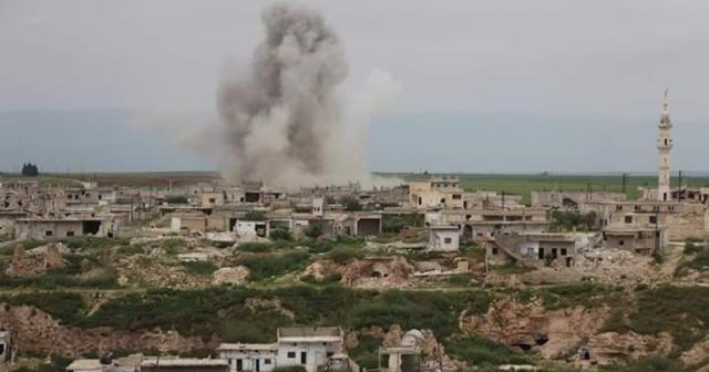 Esad rejimi İdlib'e saldırdı: 2 ölü