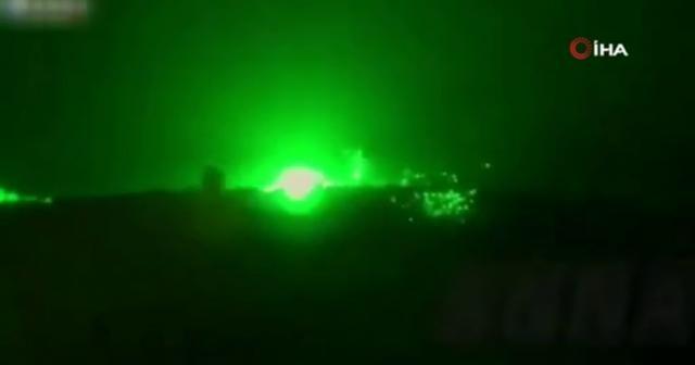 Esed rejimi bomba yağdırdı