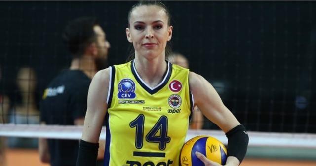 Fenerbahçe'de kaptan Eda Erdem sözleşme uzattı