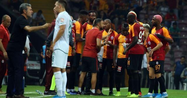 Galatasaray'da 2 haftada 2 kırmızı kart