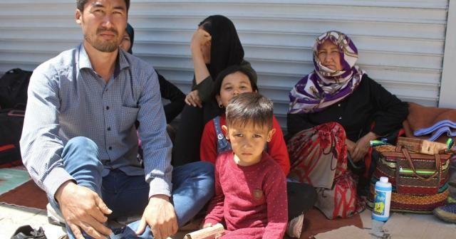 Göçmenleri 'Ankara' diye Van'a bıraktılar