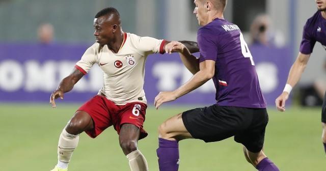 Hazırlık Maçı: Fiorentina: 4 - Galatasaray: 1