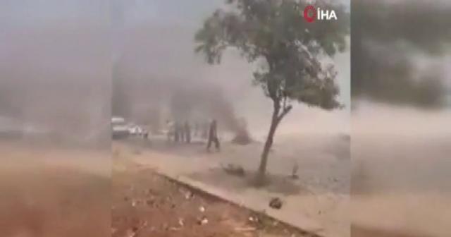 İdlib'de bomba yüklü araç patladı: 1 ölü