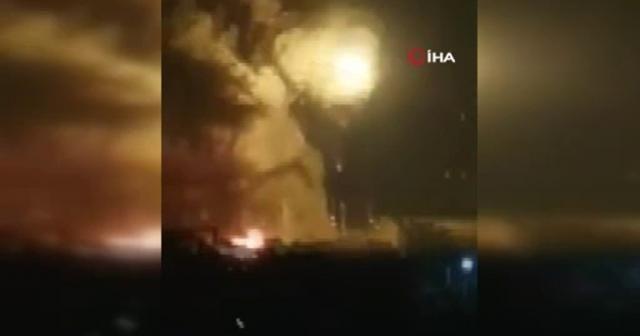 "İsrail ordusu: ""Şam'da İran hedeflerini vurduk"""
