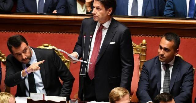 İtalya Başbakanı Conte istifa edecek