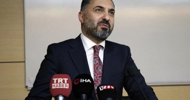 RTÜK Başkanı Şahin'den şiddet içerikli dizi ve filmlere ilişkin açıklama