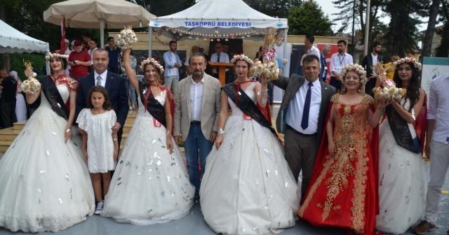 Taşköprü'de güzeller yarıştı