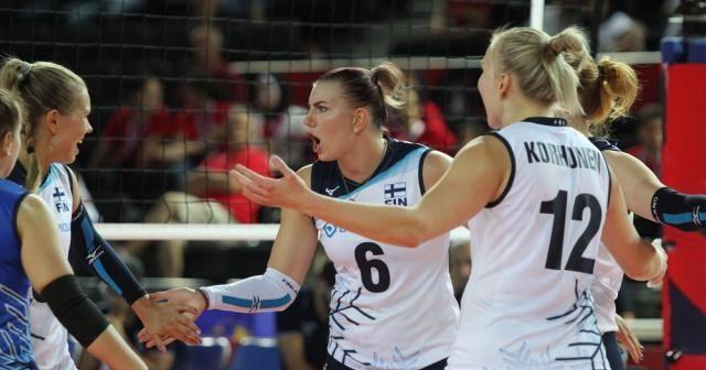 Yunanistan, Finlandiya'yı filede 3-1 mağlup etti