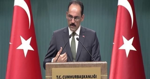 """""""Türkiye, güvenli bölgeyi fiilen oluşturma imkan ve kabiliyetine sahiptir"""""""