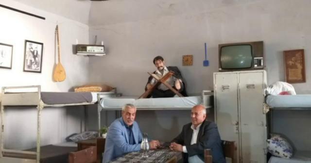 39 yıl sonra zulüm günlerini Ulucanlar Cezaevi'nde tekrar yaşadılar