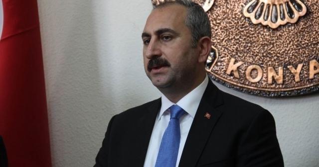Adalet Bakanı Gül'den çok sert FETÖ mesajı
