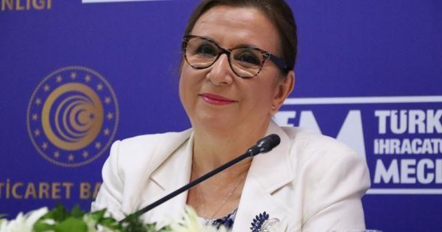 "Bakan Pekcan: ""8 aylık rakam Cumhuriyet rekoru """