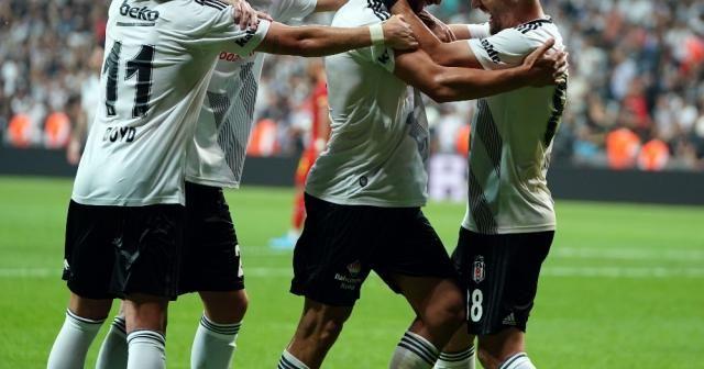 Beşiktaş'ın S. Bratislava maçı kadrosu belli oldu