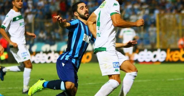 Bursaspor deplasmanda yenildi