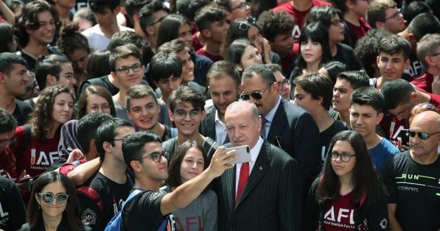 Cumhurbaşkanı Erdoğan, 2019-2020 Eğitim Öğretim Yılı Açılış Töreni'ne katıldı