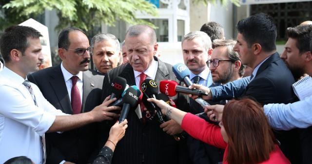 Cumhurbaşkanı Erdoğan Diyarbakır'daki terör saldırısı ve anneler açıklaması
