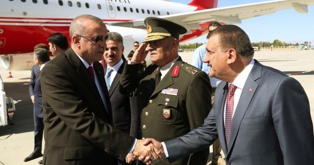 Cumhurbaşkanı Erdoğan Malatya'da