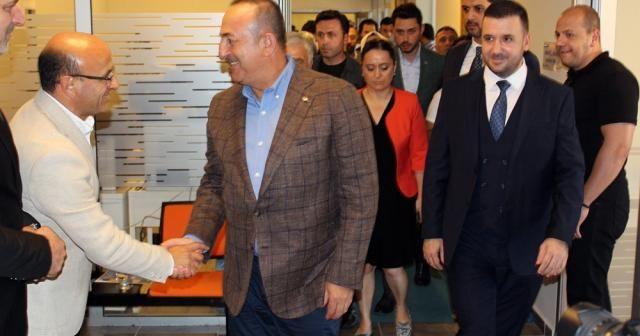 Dışişleri Bakanı Çavuşoğlu, Yalova'da