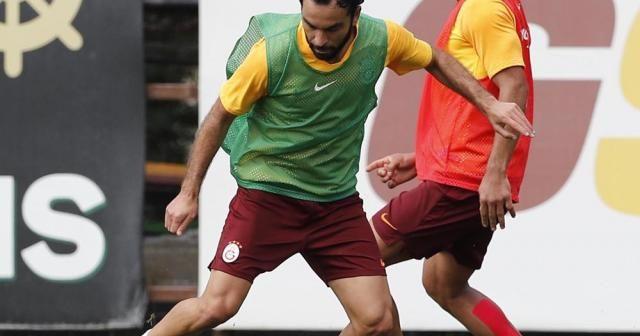 Galatasaray, Brugge hazırlıklarını sürdürüyor