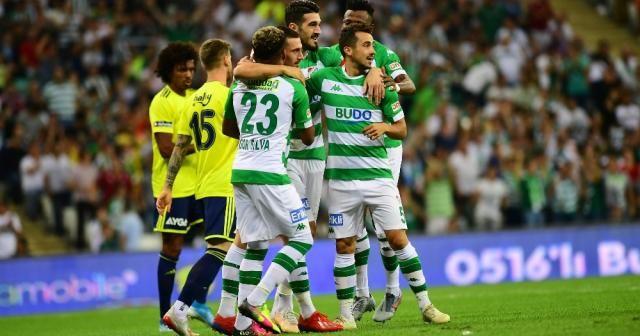 Hazırlık Maçı: Bursaspor: 2 - Fenerbahçe: 1 (Maç sonucu)