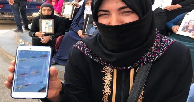 HDP önünde eylem yapan aile sayısı 35'e yükseldi