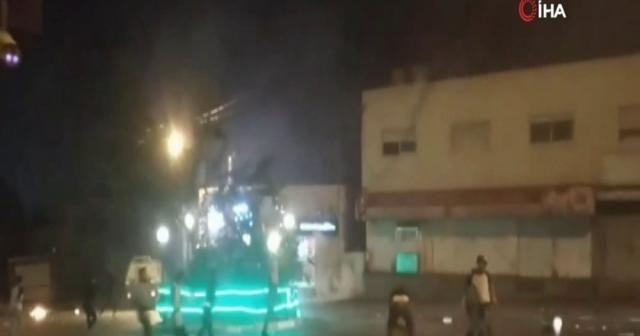İsrail askerlerinden Batı Şeria'ya baskın: Çok sayıda yaralı var