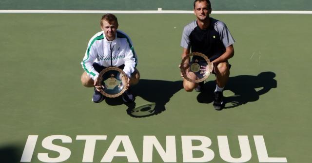 İstanbul Challenger'da finalin adı Istomin - Humbert
