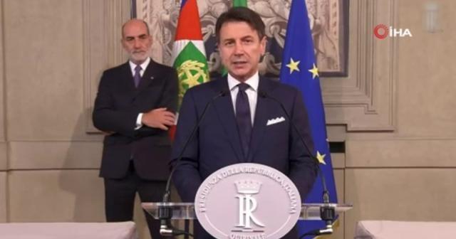 İtalya'da Başbakan Conte'nin hükümetine güvenoyu çıktı