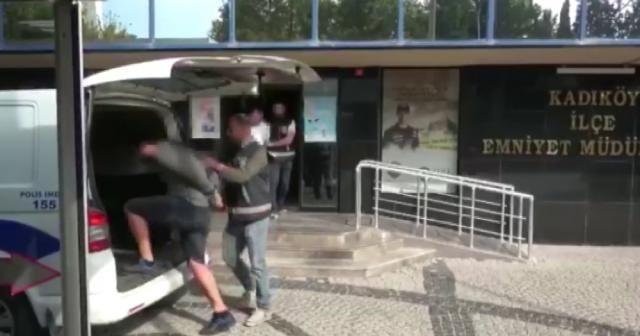 Kadıköy'de kan donduran olay