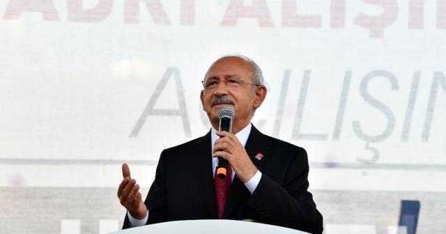 Kılıçdaroğlu Parti Meclisi Toplantısı öncesinde konuştu