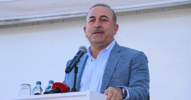Mevlüt Çavuşoğlu, NATO Genel Sekreteri ile telefon görüşmesi yaptı