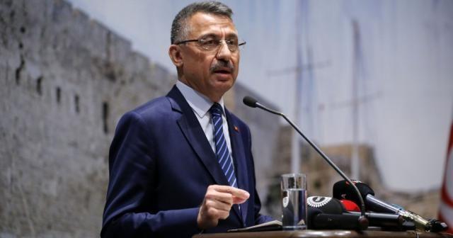 """Oktay: """"Doğu Akdeniz bölgesinde barış ve istikrardan yana duruşumuzu sürdüreceğiz"""""""