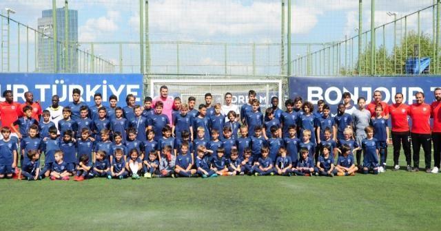 Paris Saint-Germain Academy Turkey sezonu açtı