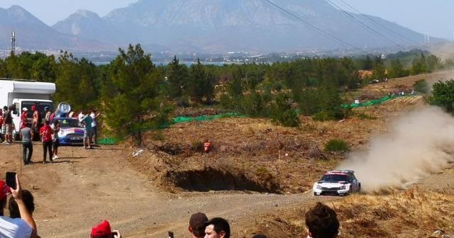 Ralli Şampiyonası'na Ogier ve Lappi damga vurdu