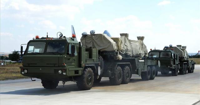 S-400 sevkiyatı tamamlandı