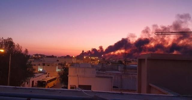 Suudi Arabistan'da petrol üretimi durduruldu