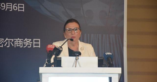 """Ticaret Bakanı Pekcan: """"100 milyar dolarlık hedefe ulaşmak için engeller kalkmalı"""""""