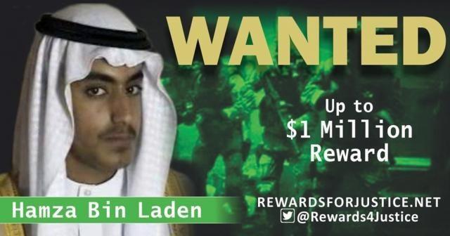 Trump: Usame bin Ladin'in oğlu Hamza öldürüldü