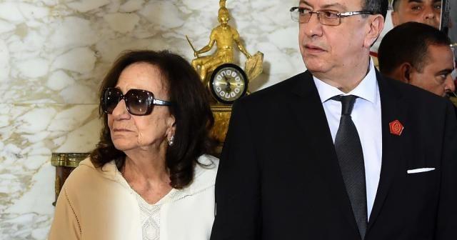 Tunus'ta merhum Cumhurbaşkanı Sibsi'nin eşi hayatını kaybetti