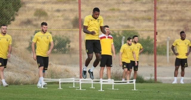 Yeni Malatyaspor, Galatasaray maçının hazırlıklarını sürdürdü