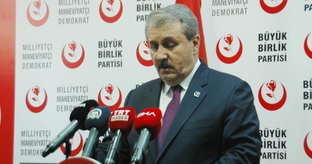 """""""Kuzey Suriye'de teröristler bulundukça Türkiye güvende olmayacak"""""""