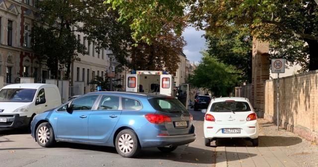 Almanya'da sinagog yakınında makineli tüfekle saldırı: 1 gözaltı