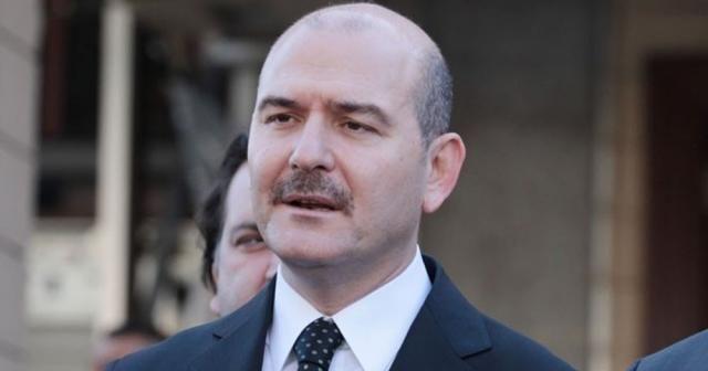 """Bakan Soylu: """"DEAŞ, PKK, FETÖ patronunun aynı olduğu ürünler, imalatları aynı"""""""