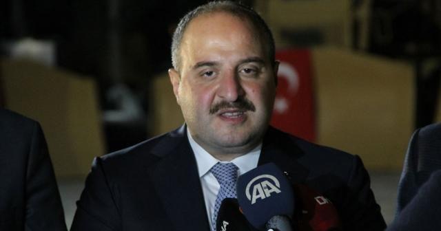 Bakan Varank'tan Barış Pınarı Harekatı açıklaması