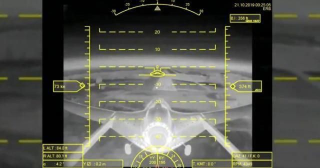 Bayraktar, SİHA ve İHA eğitmen test pilotu uçuşunu paylaştı