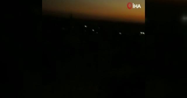 Cerablus'taki camilerde Türk ve Suriye Milli Ordusu askerleri için dua