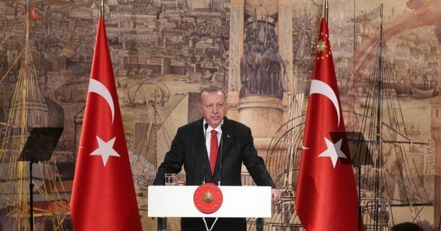"""Cumhurbaşkanı Erdoğan: """"Diplomatik nezaketle bağdaşmayan mektubunu elbette unutmadık"""""""