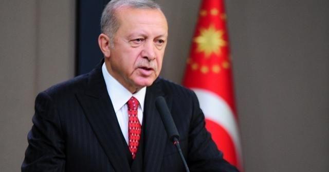 """Cumhurbaşkanı Erdoğan,""""Güvenli bölgeye de 2 milyon kişinin dönmesini planlıyoruz"""""""
